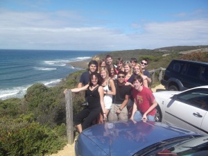 Great Ocean Road: waterfalls and beaches galore