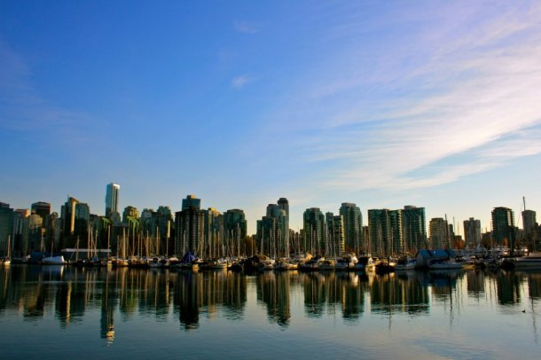 Vancouver, COPYRIGHT THE AMAZING MONIKA MARKOVINOVIC