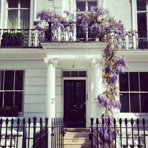 aladyinlondon - kensington london