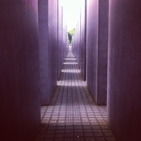 Berlin's Everyday Reminder: the Holocaust Memorial