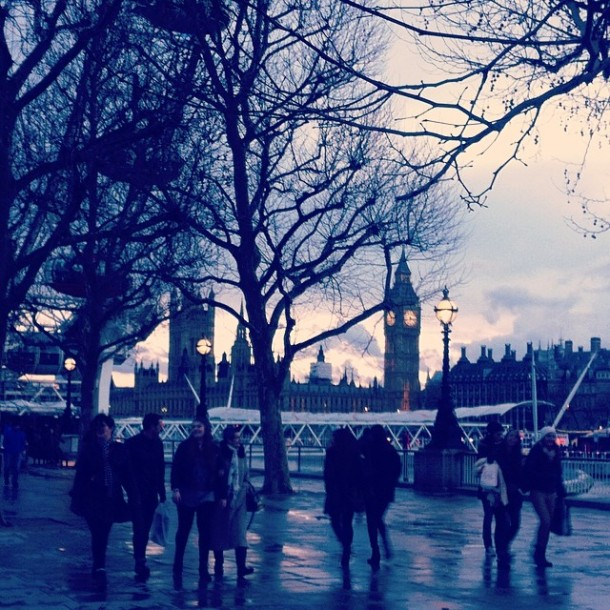 Southbank is probably my favourite touristy place in London