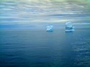 Close Encounters with Greenland's Icebergs