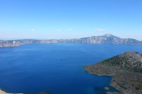 Crater Lake: A Sight To Leave You Speechless