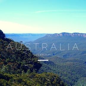 An Australia TravelPlaylist