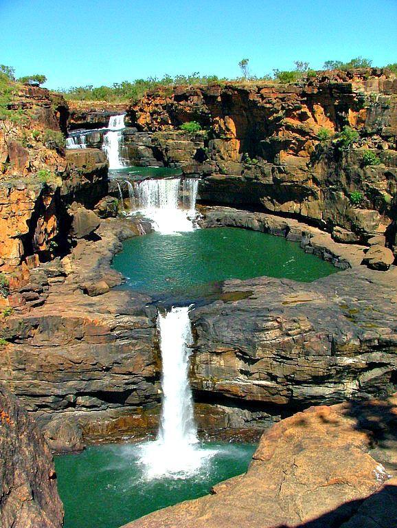 Mitchell Falls Kimberley